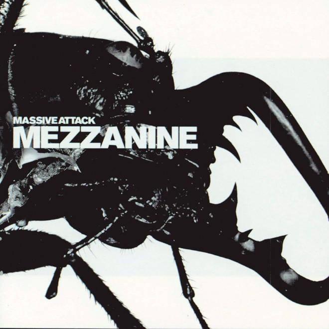 Massive Attack - Mezzanine album cover
