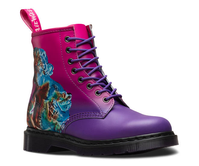 New Order Technique Doc Martens