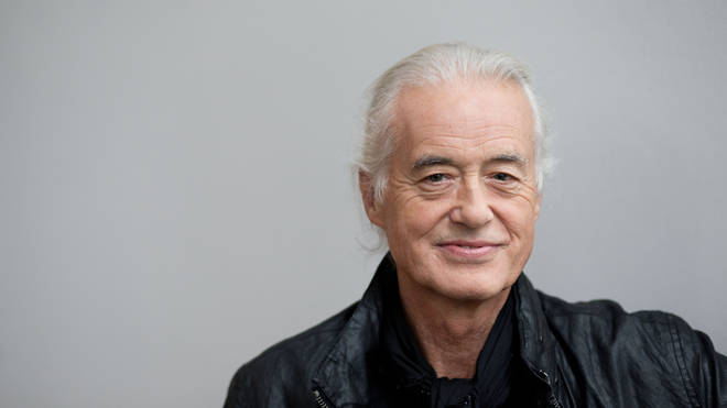 Led Zeppelin's Jimmy Page in 2014