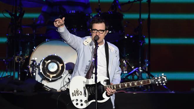 Weezer frontman Rivers Cuomo