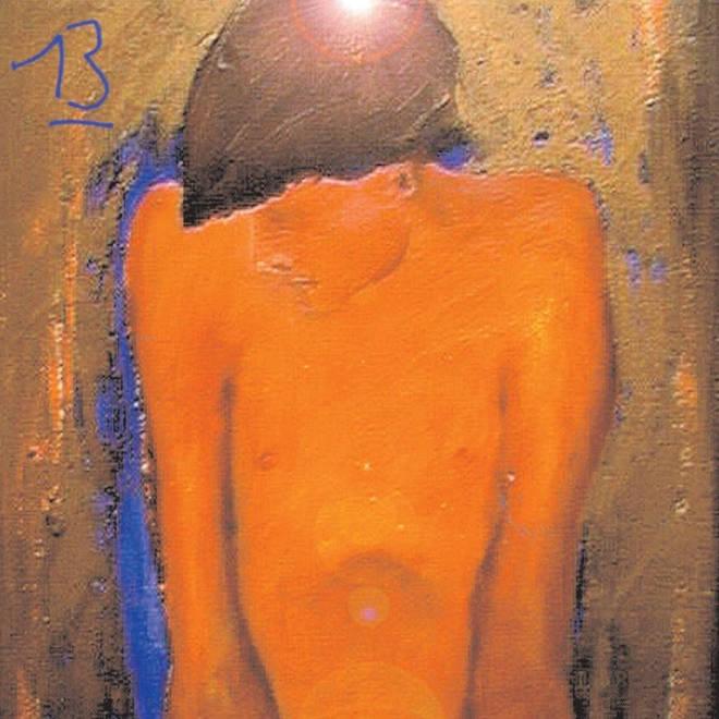 Blur - 13 album cover