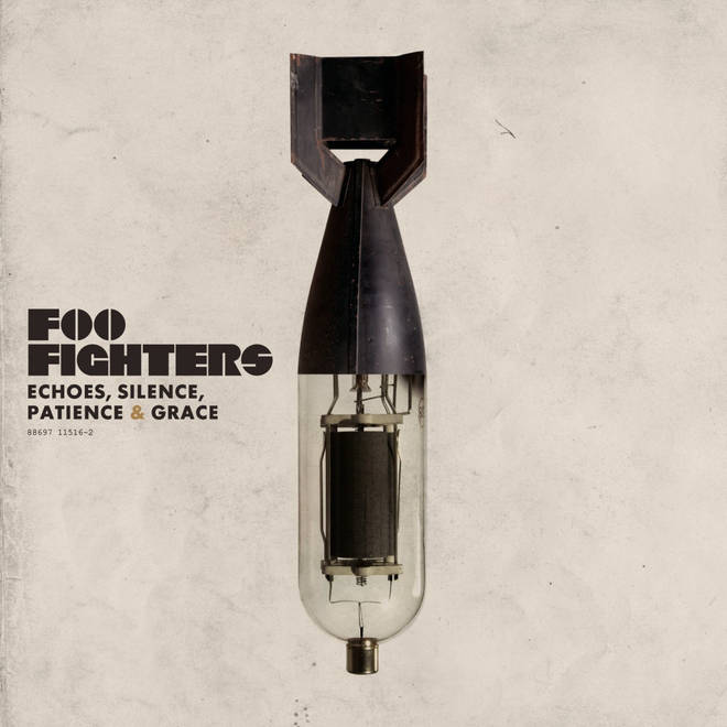 Foo Fighters - Echoes Silence Patience And Grace album cover