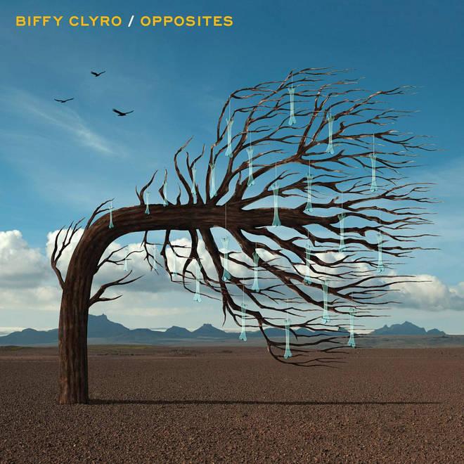 Biffy Clyro - Opposites album cover