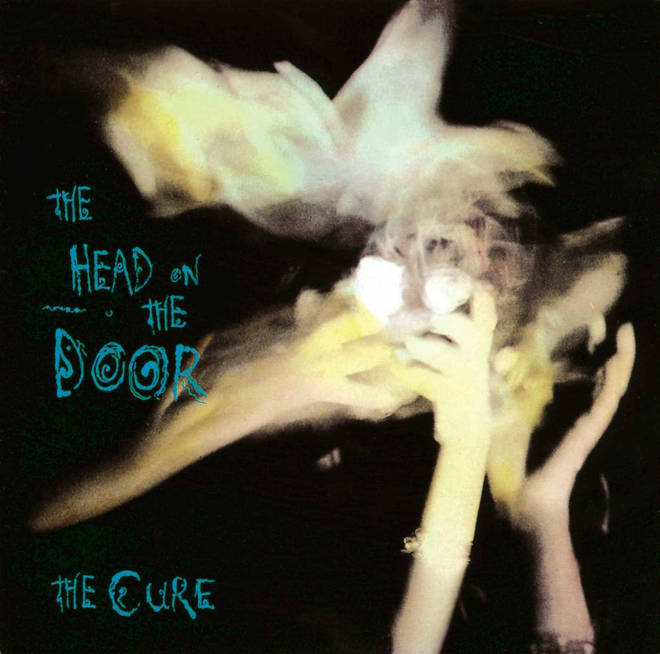 The Cure - The Head On The Door album cover