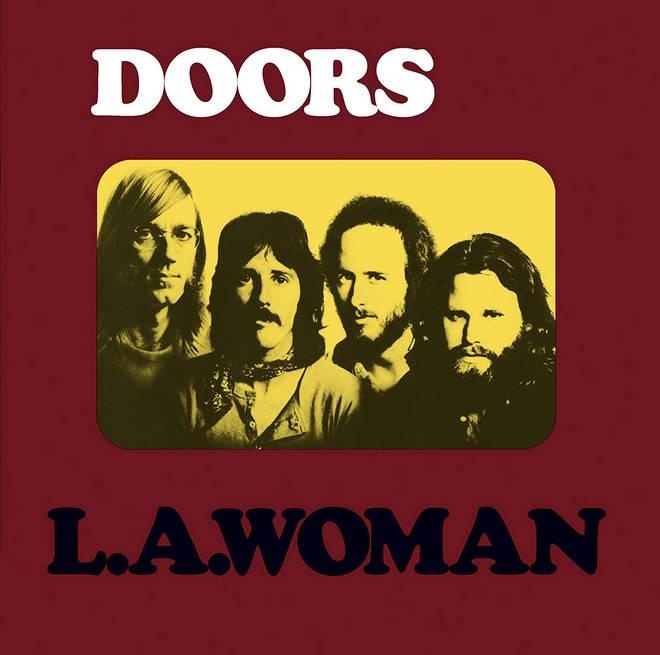 The Doors - L.A. Woman album cover