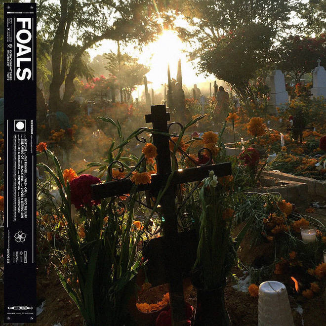Foals - Everything Not Saved Will Be Lost – Part 2 album cover