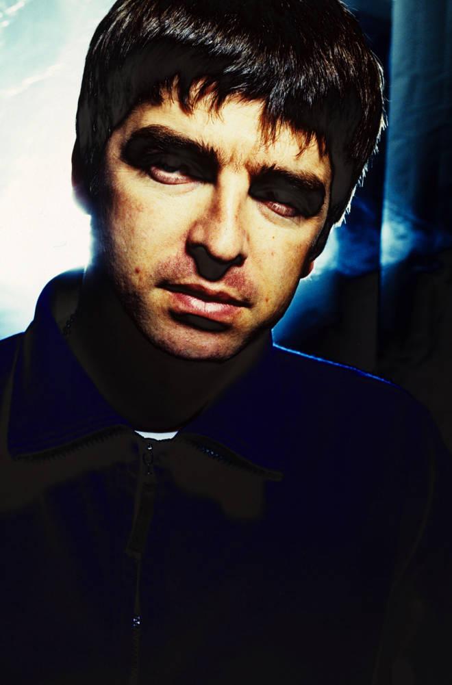 Noel Gallagher in 1997