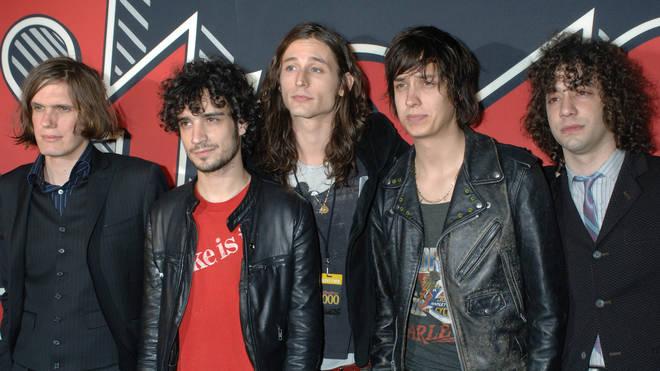 The Strokes in 2006: