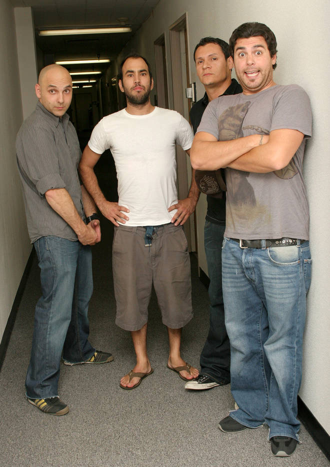 Alien Ant Farm in July 2006