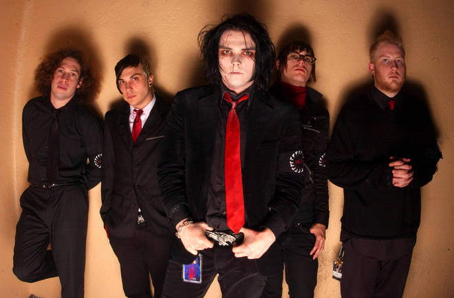 My Chemical Romance in March 2005