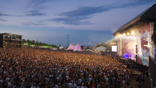 Arctic Monkeys live at Paleo Festival in 2013
