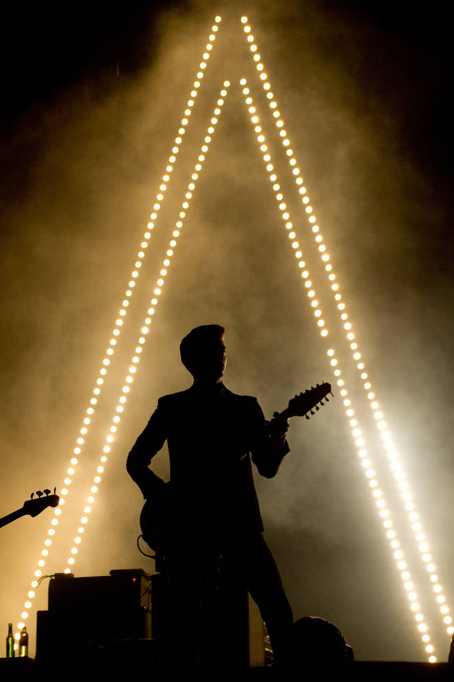 Arctic Monkeys live at Hurricane Festival, Germany in 2013