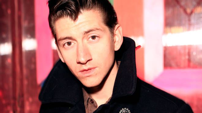 Alex Turner in December 2013
