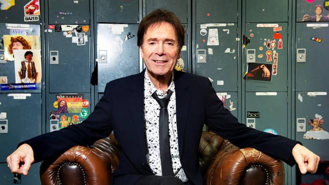Sir Cliff Richard in 2018