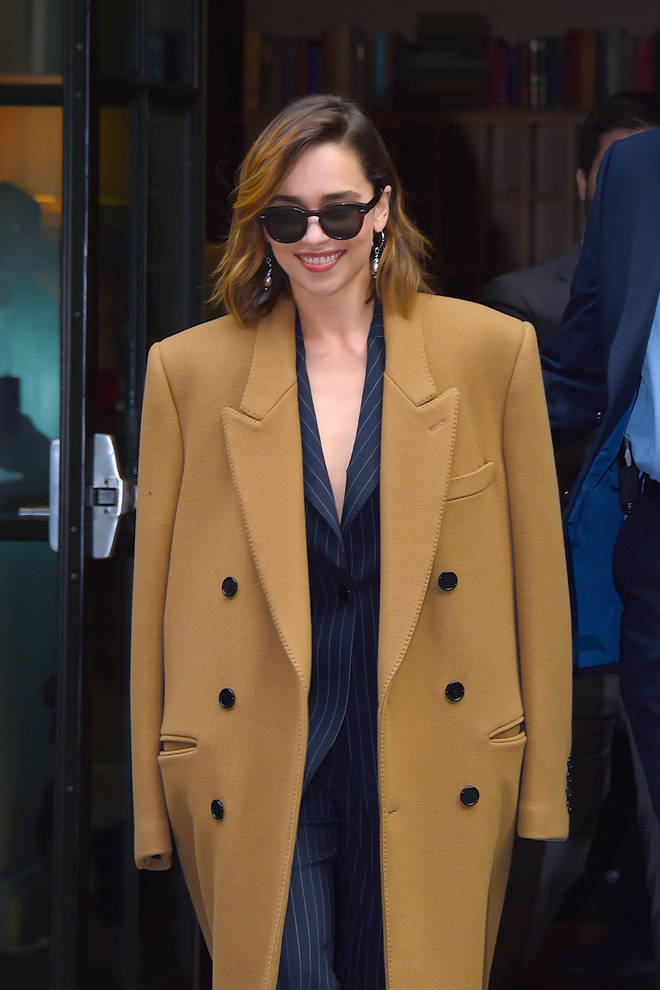 Celebrity Sightings in New York City - October 30, 2019