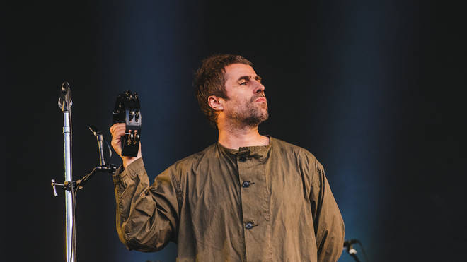 Liam Gallagher at Parklife Festival 2018