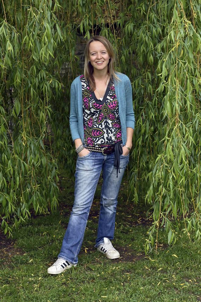 Glastonbury organiser Emily Eavis