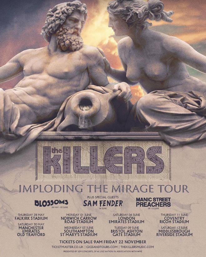 Resultado de imagem para Imploding The Mirage the killers