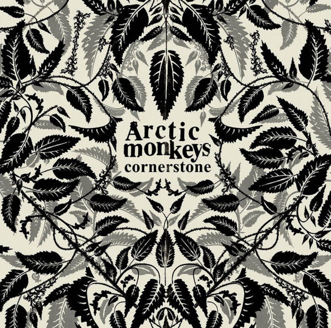 Arctic Monkeys Cornerstone single artwork