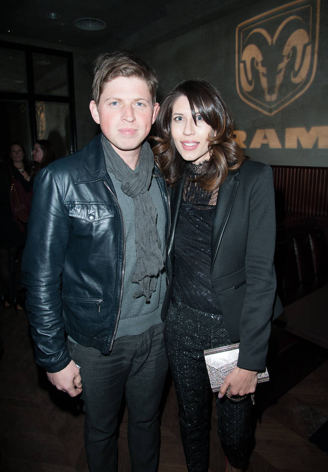 "Matthew Followill and Johanna Bennett attends the ""August: Osage County"" premiere after party at Monarch on December 12, 2013"