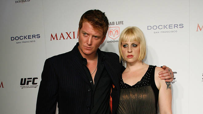 Queens of the Stone Age's Josh Homme and Brody Dalle