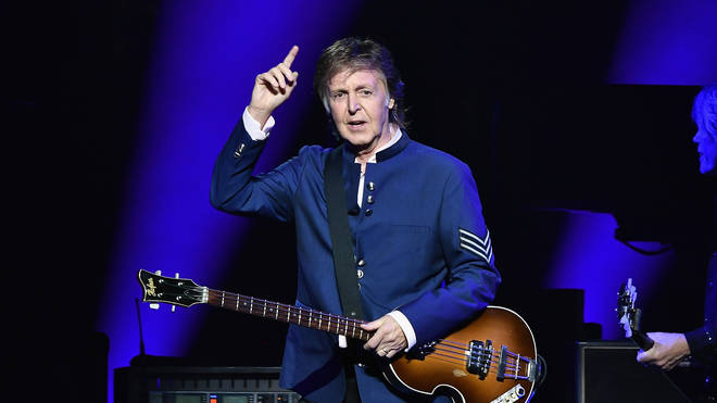 Sir Paul McCartney, 2017