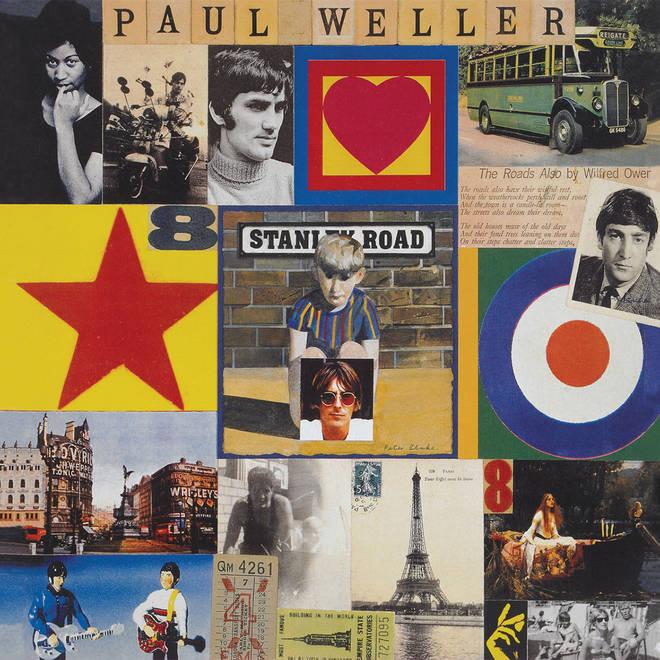 Paul Weller - Stanley Road album cover