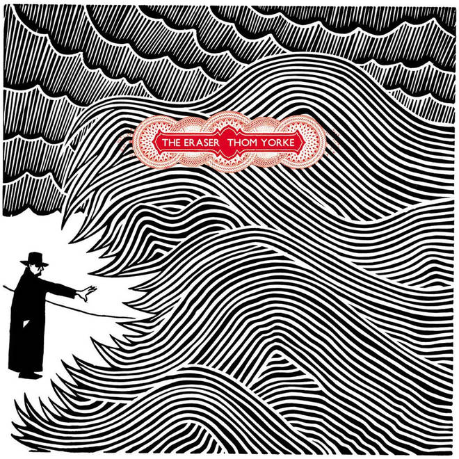 Thom Yorke - The Eraser album artwork