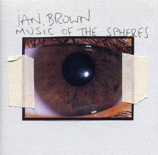 Ian Brown - Music Of The Spheres cover artwork