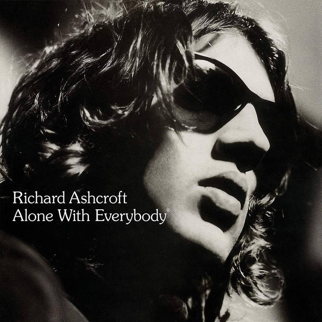 Richard Ashcroft - Alone With Everybody album cover art