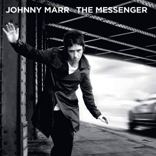 Johnny Marr - The Messenger album cover