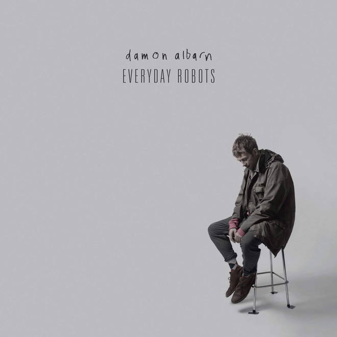 Damon Albarn - Everyday Robots album cover