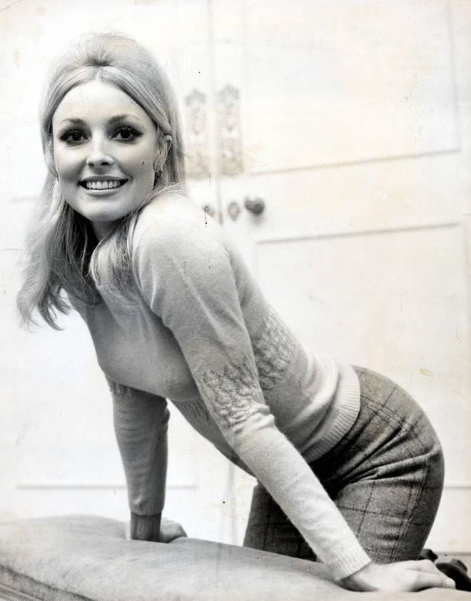 Sharon Tate in September 1965