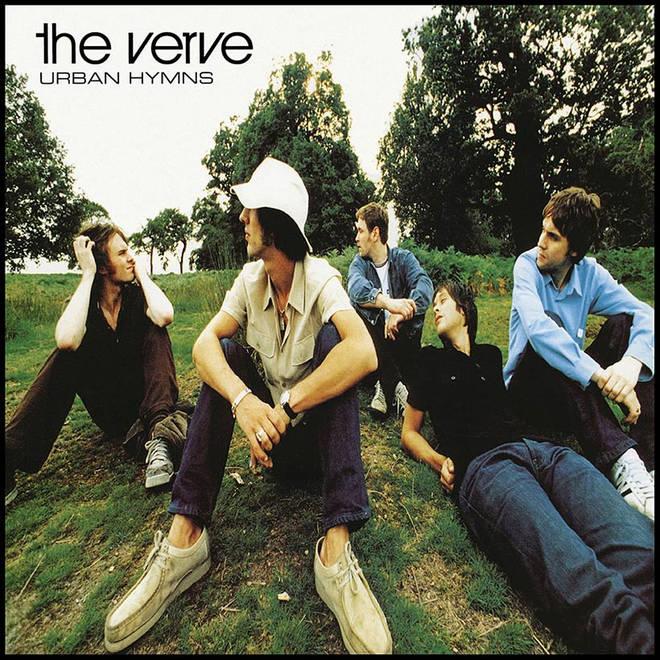 The Verve's Urban Hymns album cover