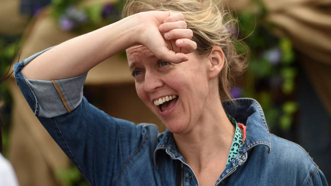 Glastonbury organiser Emily Eavis in 2019