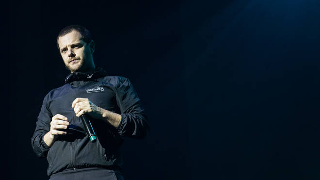 The Streets' Mike Skinner in Auckland, New Zealand