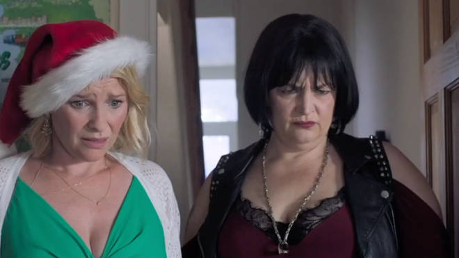 The first sneak peek of the Gavin and Stacey Christmas Special has been released