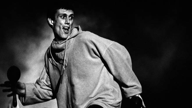 Bez from Happy Mondays performs at Pinkpop festival in the Netherlands on May 20 1991