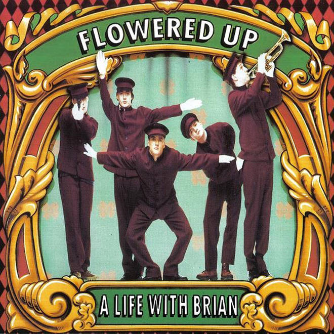 Flowered Up - A Life With Brian album cover