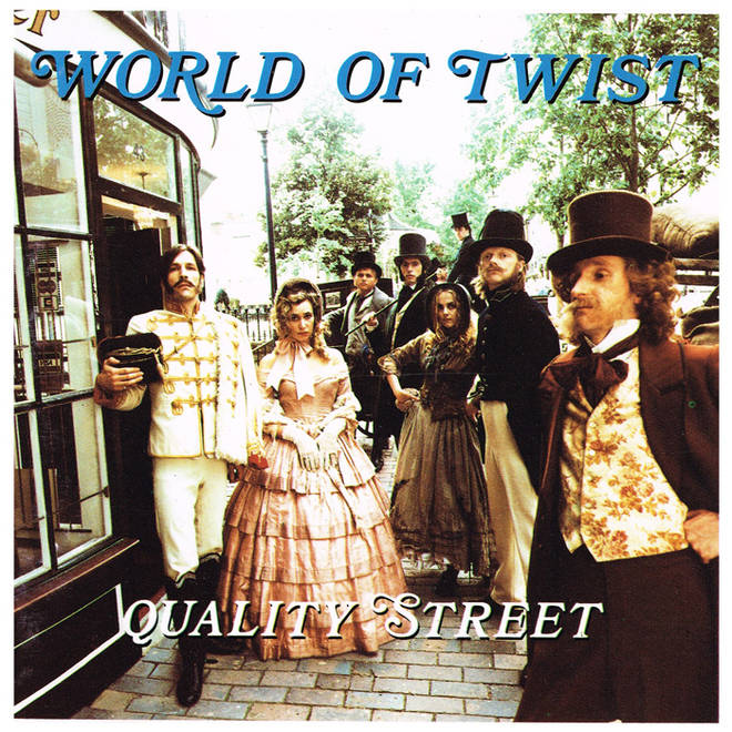World Of Twist - Quality Street album cover
