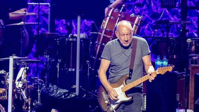 The Who's Pete Townshend apologises for comments on the late Keith Moon and John Ent