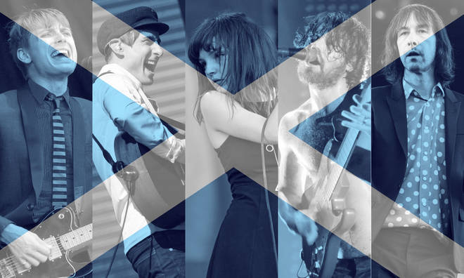 The Best Scottish Songs For St Andrew S Day Radio X