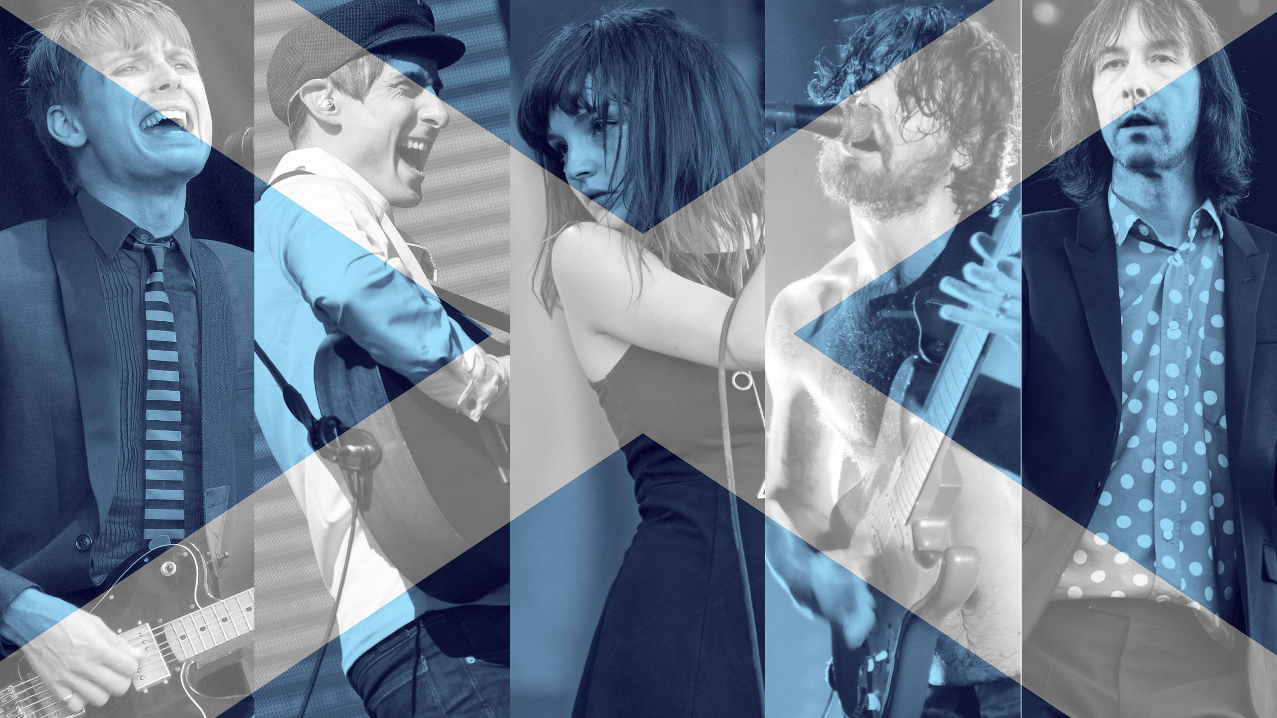 The best Scottish songs for St Andrew's Day