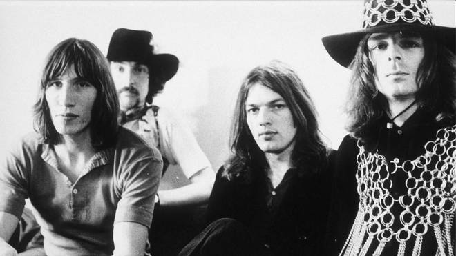 Pink Floyd, circa 1970: Roger Waters, Nick Mason, David Gilmour and Rick Wright